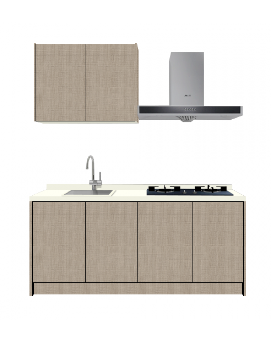 Alon Wood Kitchen Cabinet i6